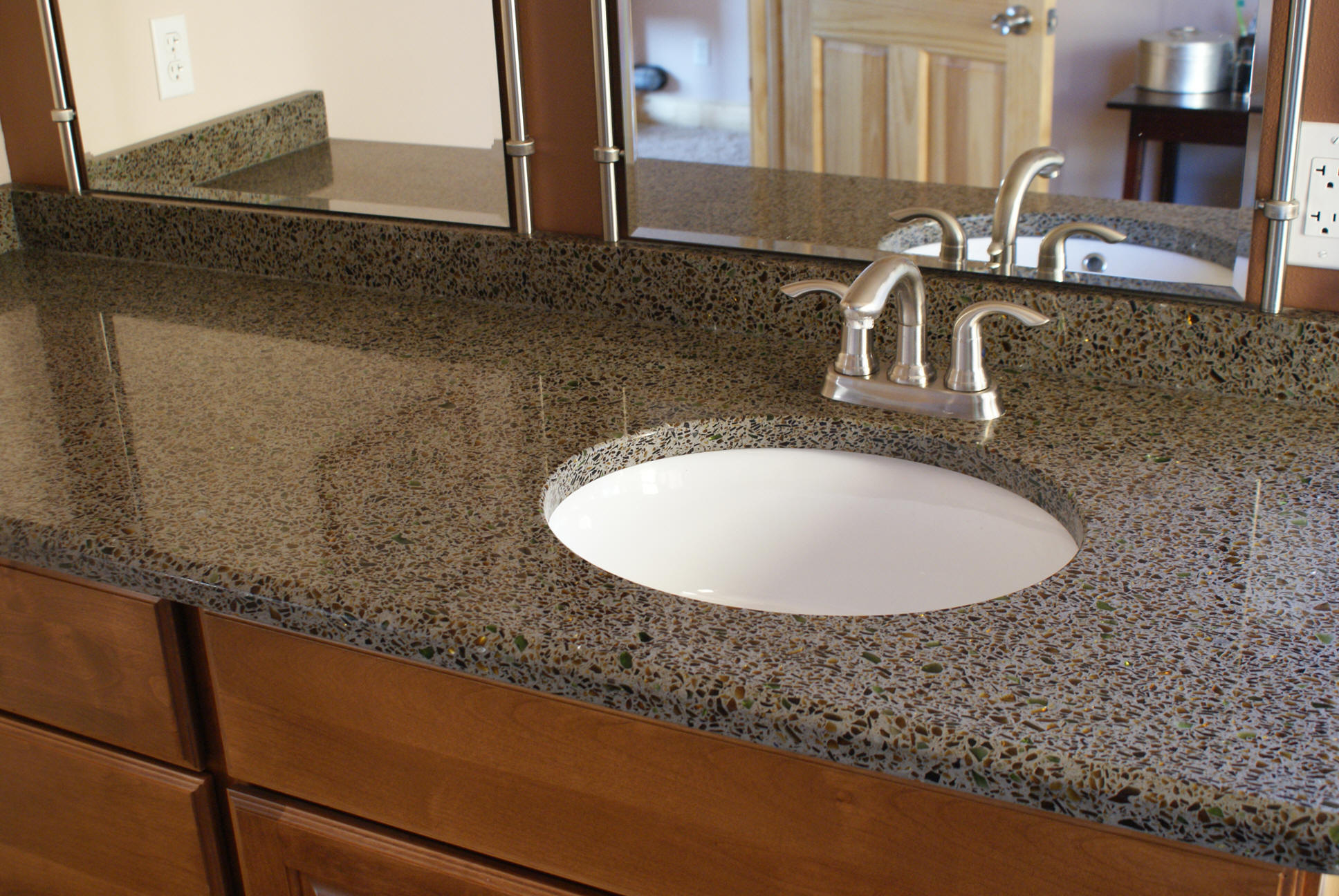 Countertops : ... COUNTERTOPS PRODUCES ELEGANT, DURABLE, & ECO FRIENDLY COUNTERTOPS